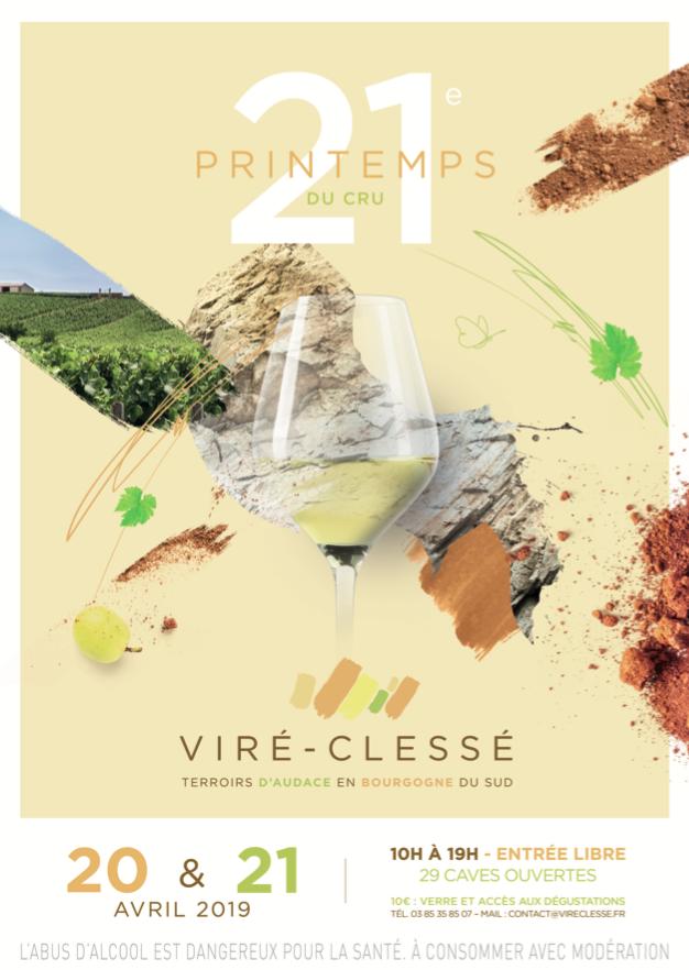 21ème Printemps du Viré-Clessé