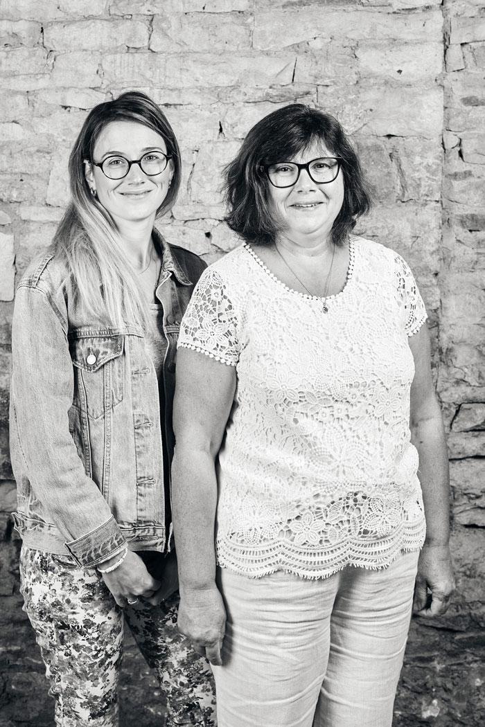 Marin Marielle et Justine
